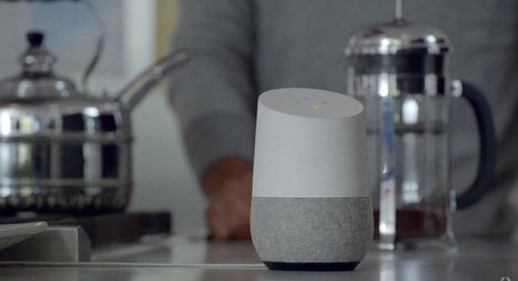 Google présente Google Home, le concurrent d'Amazon Echo - Tech - Numerama | L'actualité informatique en vrac | Scoop.it