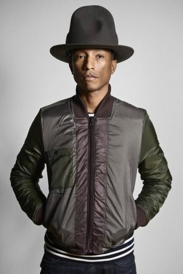 Pharrell et G-Star sont HAPPY de collaborer pour l'avenir | Le denim, un état d'esprit chez Uncle Jeans | Scoop.it