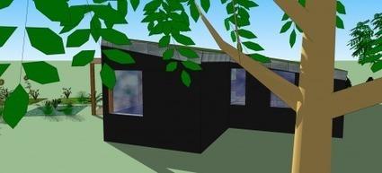 [maison idéale] ce serait... une construction avec un toit végétal | Conseil construction de maison | Scoop.it