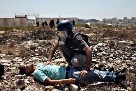 1 injury, 2 fires and 6 arrests in Friday demos across West Bank   Occupied Palestine   Scoop.it
