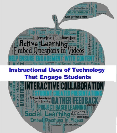 10 of the Most Engaging Uses of Instructional Technology (with Dozens of Resources and Tools) | Good to know | Scoop.it