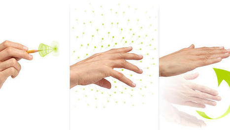 Leap Motion's Air Gestures Could Be In Tablets And Phones Next Year | Daily Magazine | Scoop.it
