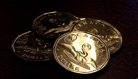 Signs Points To A Big Drop In The Loonie | Shawn's Real Estate Page | Scoop.it