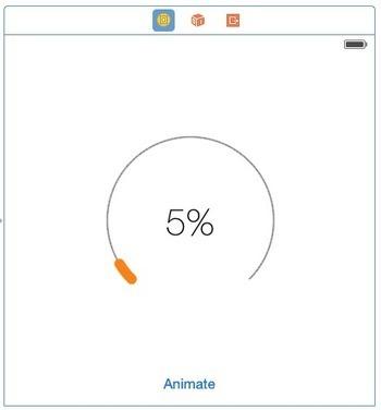 MBCircularProgressBar for iOS - Cocoa Controls | mr ios | Scoop.it