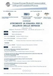 Strumenti di Finanza per il Rilancio delle Imprese - Studio Commercialista Maraglino | Startup and Business Consulting | Scoop.it