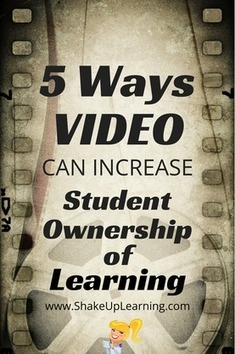 5 Ways Video Can Increase Student Ownership of Learning | Web 2.0 for Education | Scoop.it