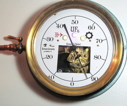 STEAMPUNK STEAM GAUGE, POWERED BY ARDUINO | Raspberry Pi | Scoop.it