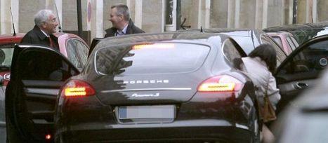 DSK: une Porsche qui fait jaser   Epic pics   Scoop.it