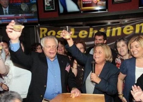 Sepa quién es #RosLehtinen, enemiga número Uno de #AméricaLatina en #USA | CONTRAINJERENCIA | Noticias en español | Scoop.it