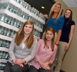 SLP students raising money for water project in India - College Misericordia | Speech Language Pathology | Scoop.it