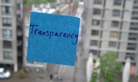 What Are the Limits of Transparency? | Leadership | Scoop.it