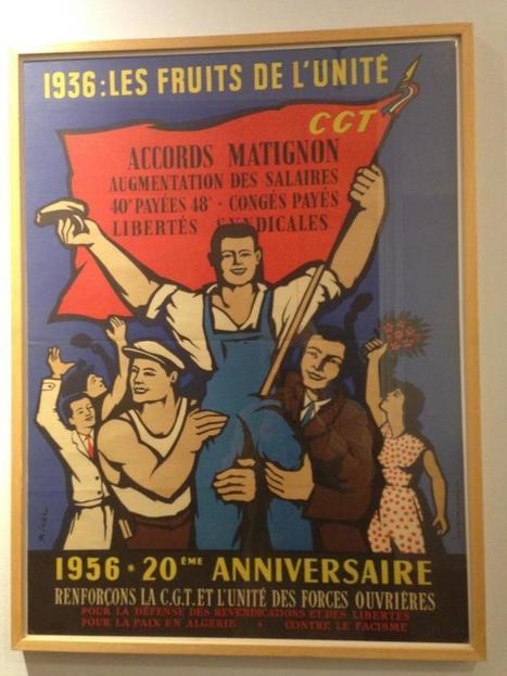 Exposition: 1936, les avancées du Front Populaire | Nos Racines | Scoop.it