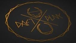 Daft Punk Branding by Aykut Aydoğdu | From up North | GR8 Comm. | where ideas grow | Scoop.it