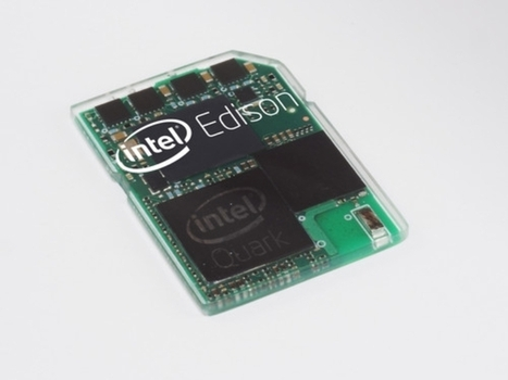 Intel's smallest computer to power wearable devices | EEDSP | Scoop.it