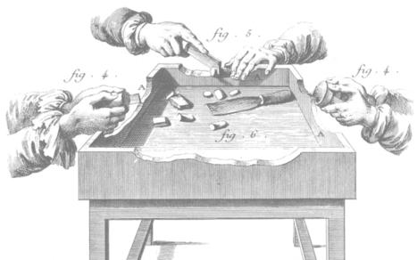 ENCCRE   Projet d'Edition Numérique Collaborative et CRitique de l'Encyclopédie de Diderot et D'Alembert (1751-1772)   Humanidades digitales   Scoop.it