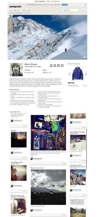 At Patagonia, culture drives web design | Shop.org Blog | Agile Retail | Scoop.it