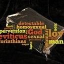 Homosexuality and the Bible | Christian Homophobia | Scoop.it
