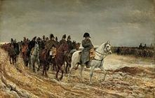 La campagne de France, 1814 par Jean-Louis-Ernest MEISSONIER (1815-1891) | Napoléon Bonaparte face à l'Histoire | Scoop.it