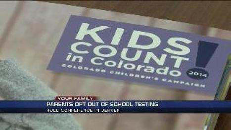 Parents protest against standardized testing by opting kids out - kdvr.com | standardized testing | Scoop.it