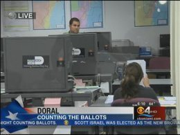 Ballots Still Being Counted InMiami-Dade (VIDEO) | The Billy Pulpit | Scoop.it
