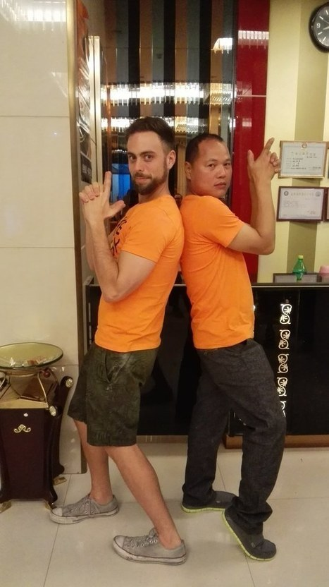 I Followed My Stolen iPhone Across The World, Became A Celebrity In China, And Found A Friend For Life | Time and Motion - Re-defining Working Life | Scoop.it
