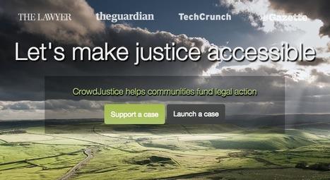 CrowdJustice - Crowdfund public interest litigation | Crowdfunding UK | Scoop.it