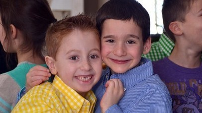 Boy, 7, Raises More Than $30,000 for Sick Friend | READ WHAT I READ | Scoop.it