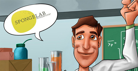 Social Learning for Science Education: Spongelab | The Teacher Lab | Scoop.it