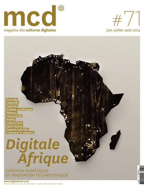 [Parution] MCD explore l'Afrique numérique | My Africa is... | Scoop.it