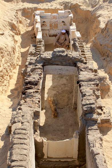 Encuentran la tumba del faraón Senebkay en Abidos (Egipto) | Enseñar Geografía e Historia en Secundaria | Scoop.it