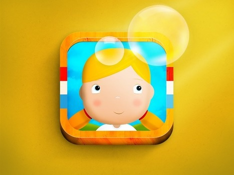 Bubbles Icon [iOS icon] | Audio & Visual Dictionary What is it? | Scoop.it