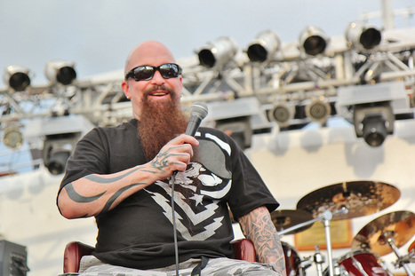 Slayer's Kerry King on Learning of Jeff Hanneman's Death, Playing for Another 10 Years | Deranged News | Scoop.it