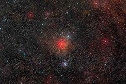 Cette étoile est 1.300 fois plus grosse que le soleil - Europe1 | Le soleil | Scoop.it