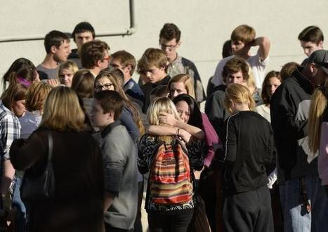 Shooting at Arapahoe High School, 1 reported in serious condition, suspected gunman dead | Patrick's scoops | Scoop.it