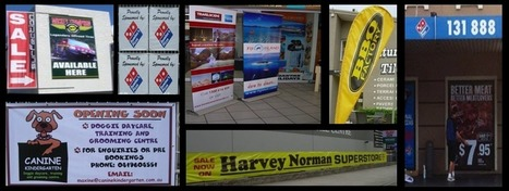BargainBanners | Your Source for Quality Banners and Signs in Sydney Australia | Ways In Making Your Products and Events Be Known To Others | Scoop.it