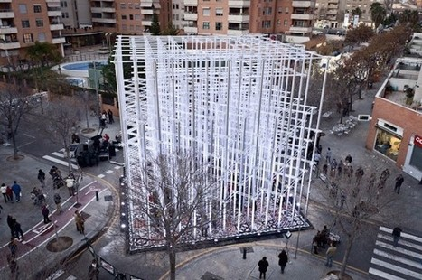 The Ekklesia Pavilion in Valencia   Architecture on the world   Scoop.it