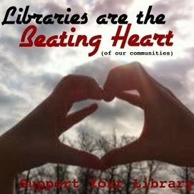 TLT: Teen Librarian's Toolbox: Saving Libraries from the Inside Out | TEENS, AWESOME Libraries, and more | Scoop.it