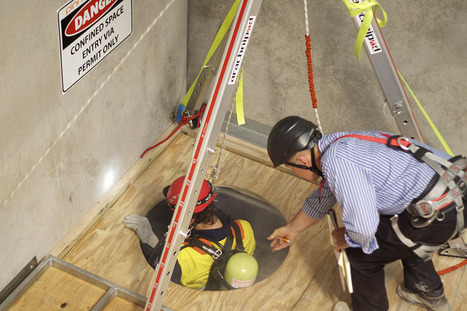 Quest 3 - Model Code of Practice - Confined Spaces - Safe Work Australia | OHS Quest 2 & 3 | Scoop.it