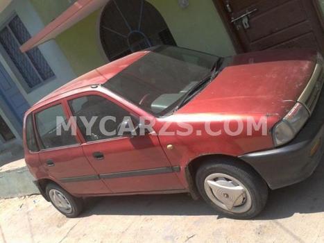 MARUTI SUZUKI ZEN Red,2001 in Hyderabad   Buy a car in hyderabad   Scoop.it