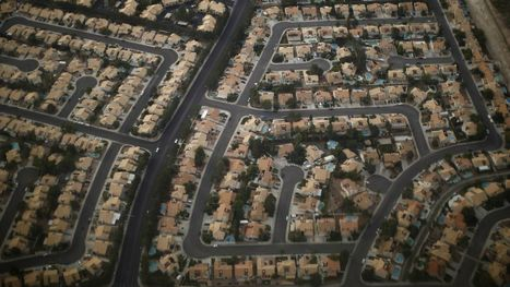 Why even driving through suburbia is soul crushing | Deep Thought | Scoop.it