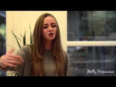 New Spoken Word Vids from Teen Sensations, Sisters Molly and Lilly Rose Fitzmaurice | The Irish Literary Times | Scoop.it