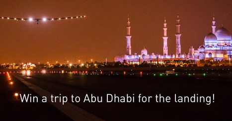 Win a trip to Abu Dhabi for the landing! | VIP DEALS AND DISCOUNTS Worldwide | Scoop.it