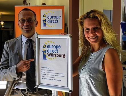 Die EU hat einen Sitz im Rathaus - Main Post | Fördermittelmanagement mit SAP | Scoop.it