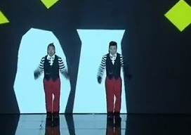 Video Pro: Best Locking Dance Ever - Korea's got talent 2 - Khan and Moon | Language | Scoop.it