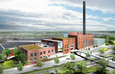 Studio Gang to regenerate former power plant as a student centre | sustainable architecture | Scoop.it