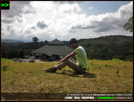 [Tanay] ▬ El Shaddai Hills: Regina RICA's 'Breast of God' | #TownExplorer | Exploring Philippine Towns | Scoop.it