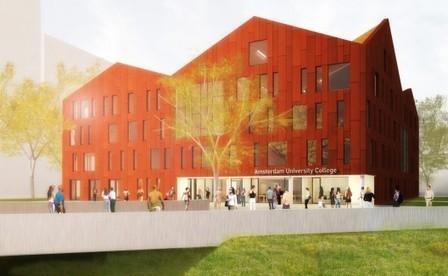 Mecanoo designs Amsterdam University College | Idées d'Architecture | Scoop.it