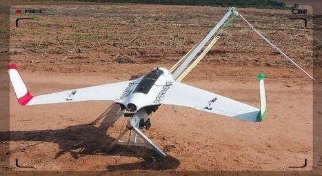 Aerodinos de ala fija - Huesca Drones   Cuéntamelo España   Scoop.it
