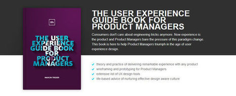 Free eBook: UX Design For Project Managers from UXPin | Biz | Scoop.it