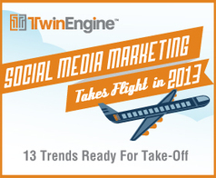 Social Media Marketing Takes Flight in 2013 | TwinEngine, Powered by The H Agency | Houston | New Orleans | Social Media Listings | Scoop.it
